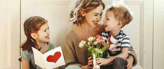 dzień matki - 5 pomysłów na spędzenie go z dziećmi